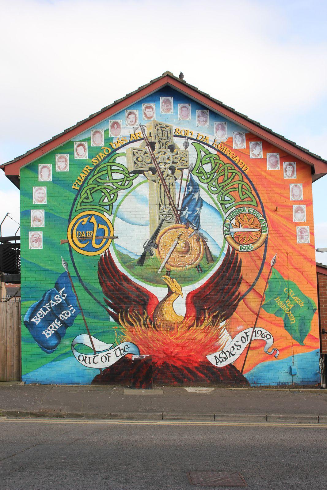 494) New Lodge Road, North Belfast