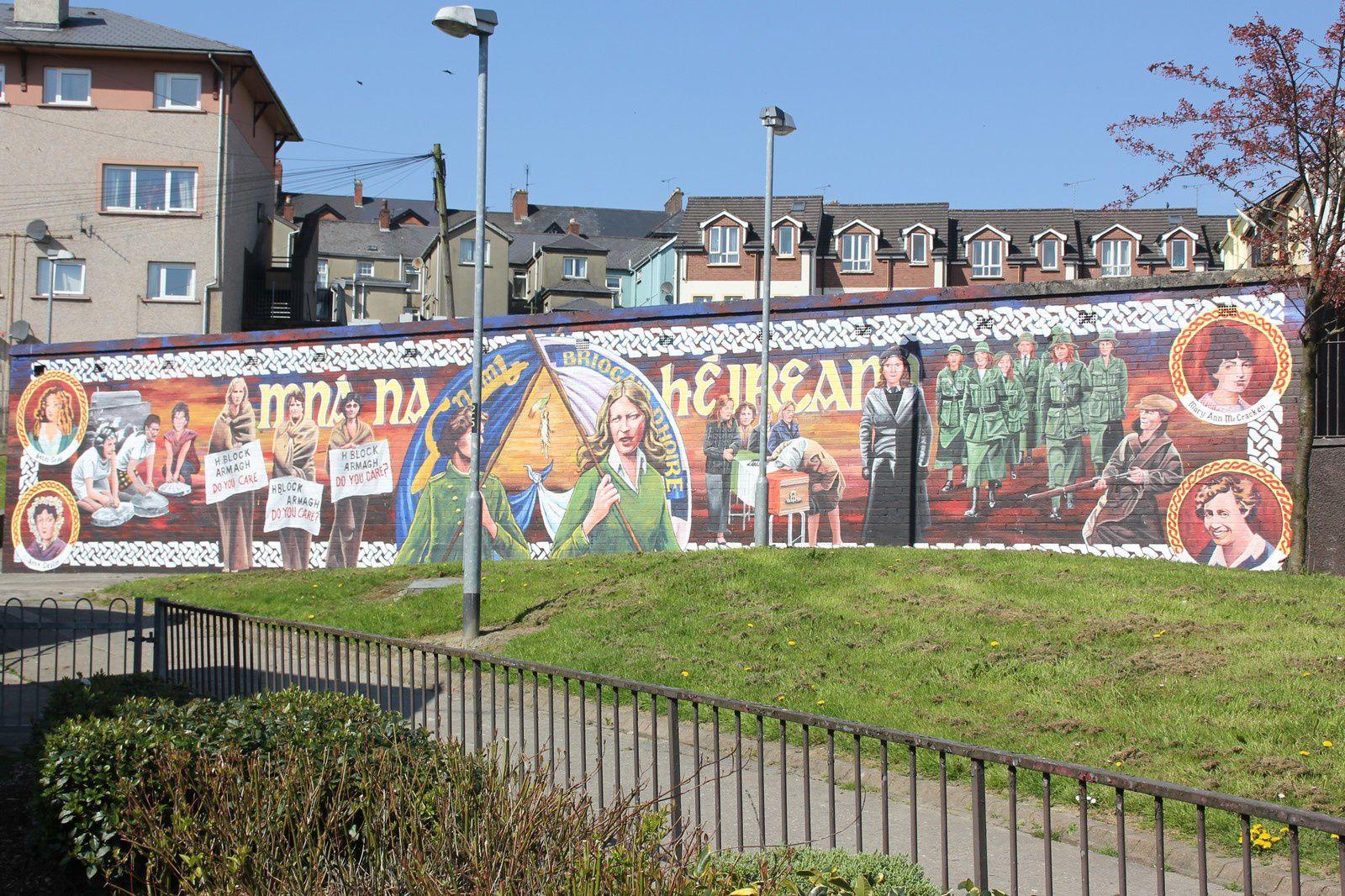 557) Westland Street, Bogside, Derry