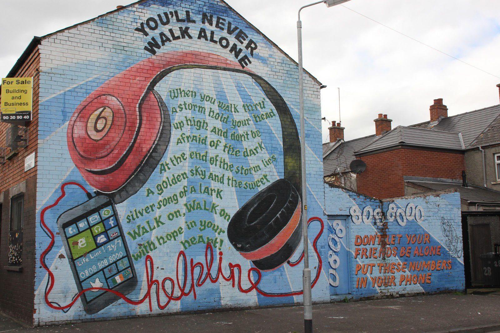 601) Beechmout Avenue et alentours, West Belfast