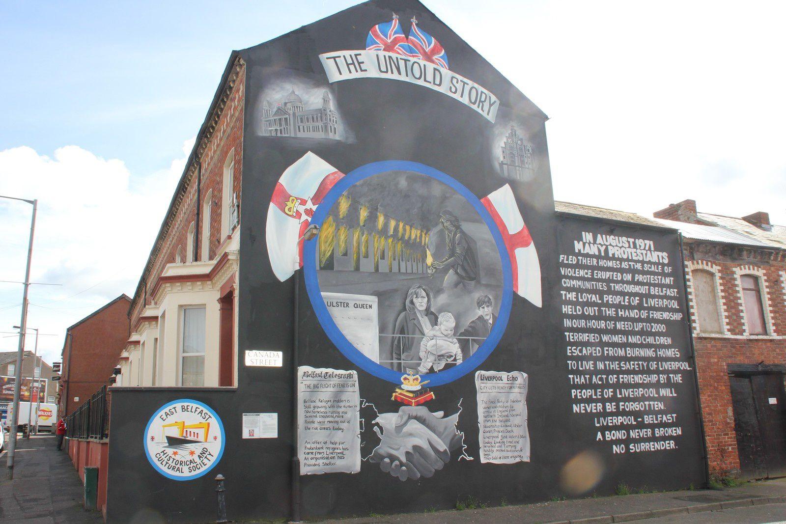615) Canada Street, South Belfast