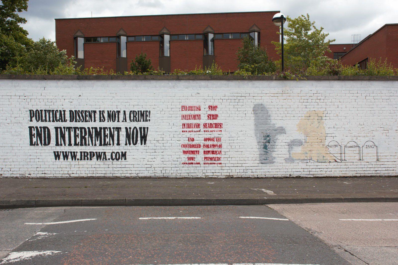 688) Beechmount Avenue and around, West Belfast
