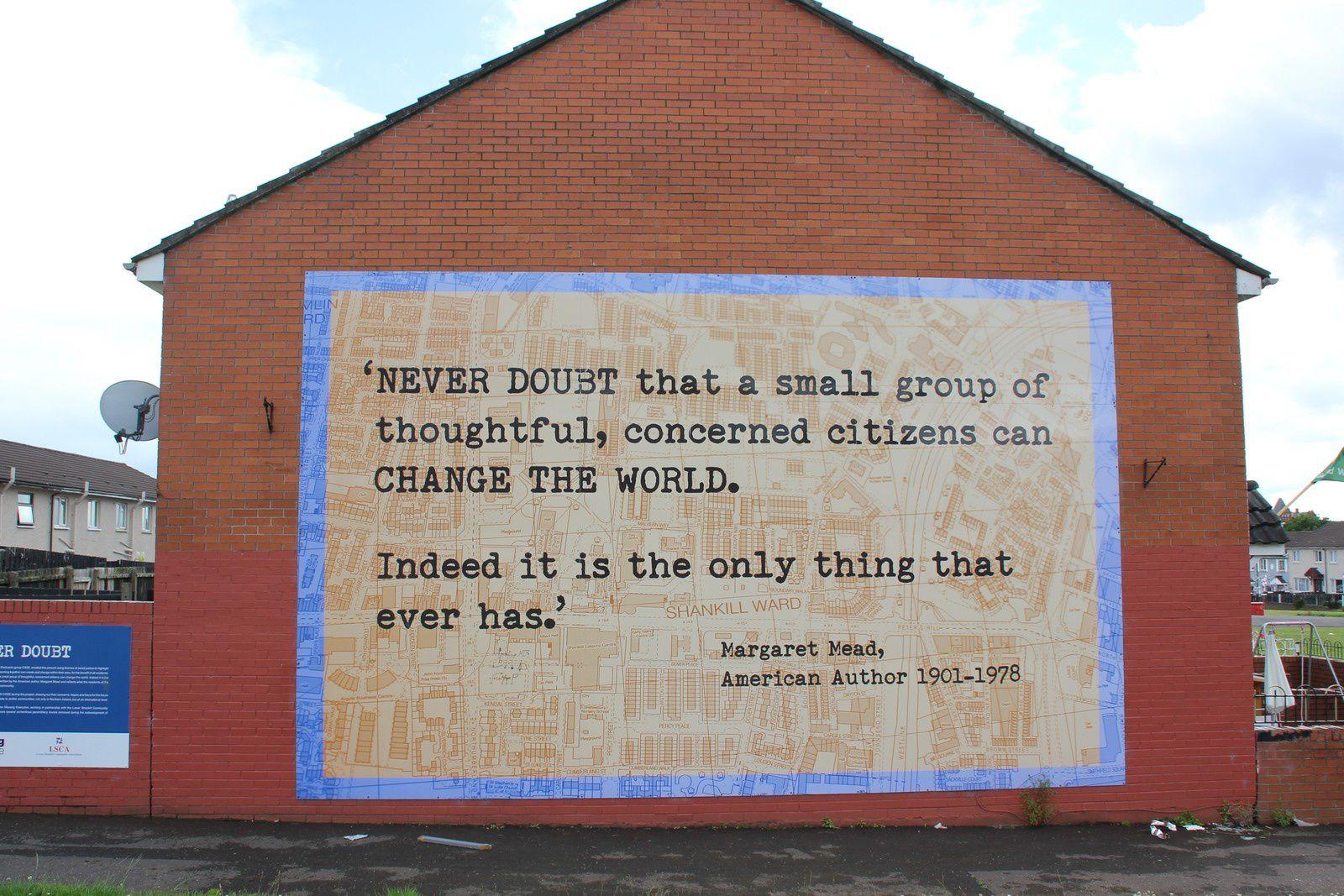 697) Lower Shankill, West Belfast