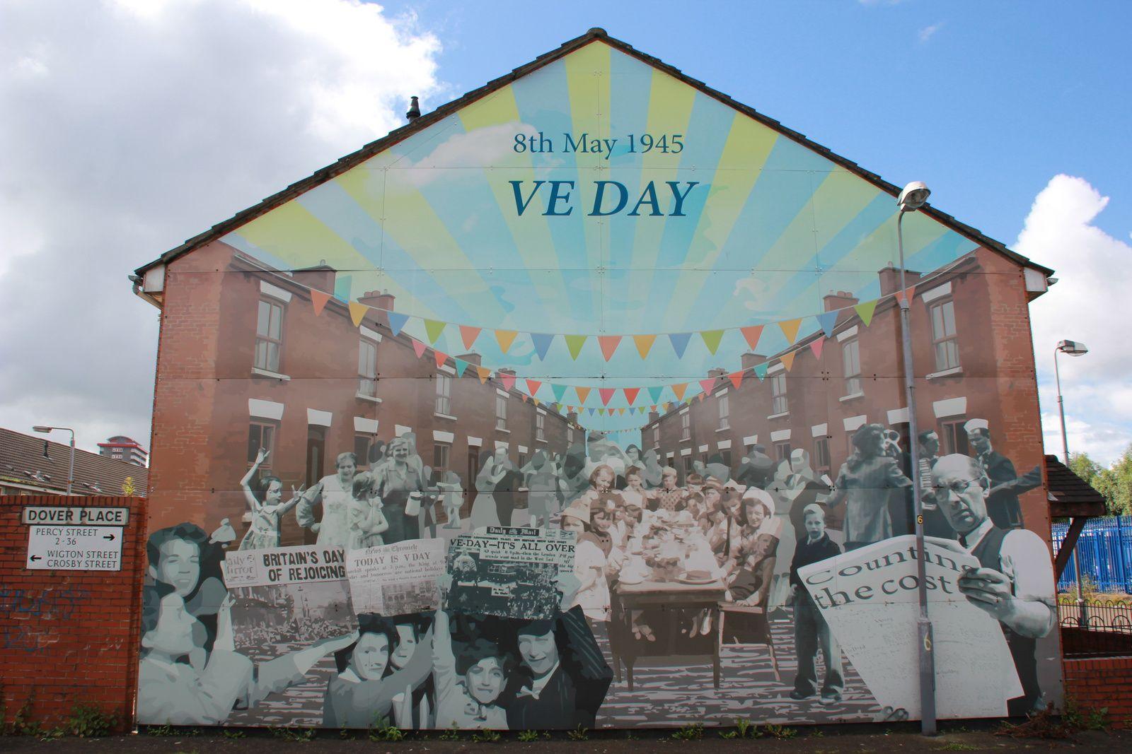 699) Shankill Area, West Belfast