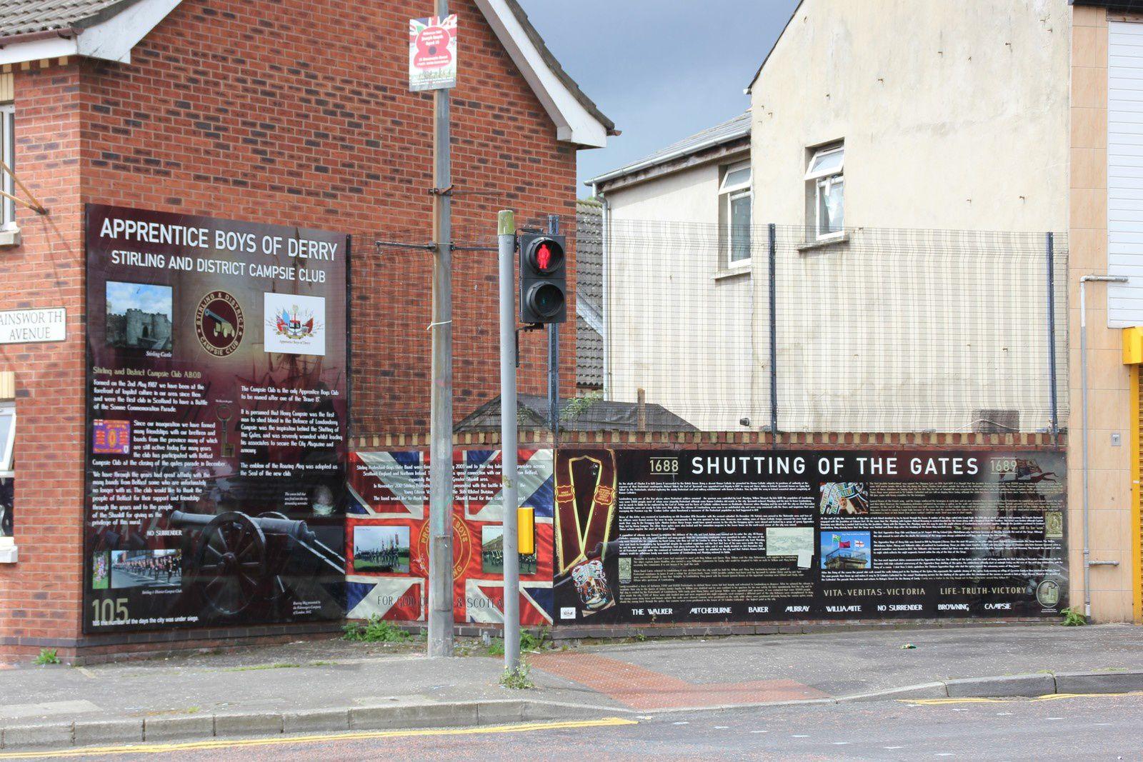 701) Ainsworth Avenue/Shankill Road, West Belfast