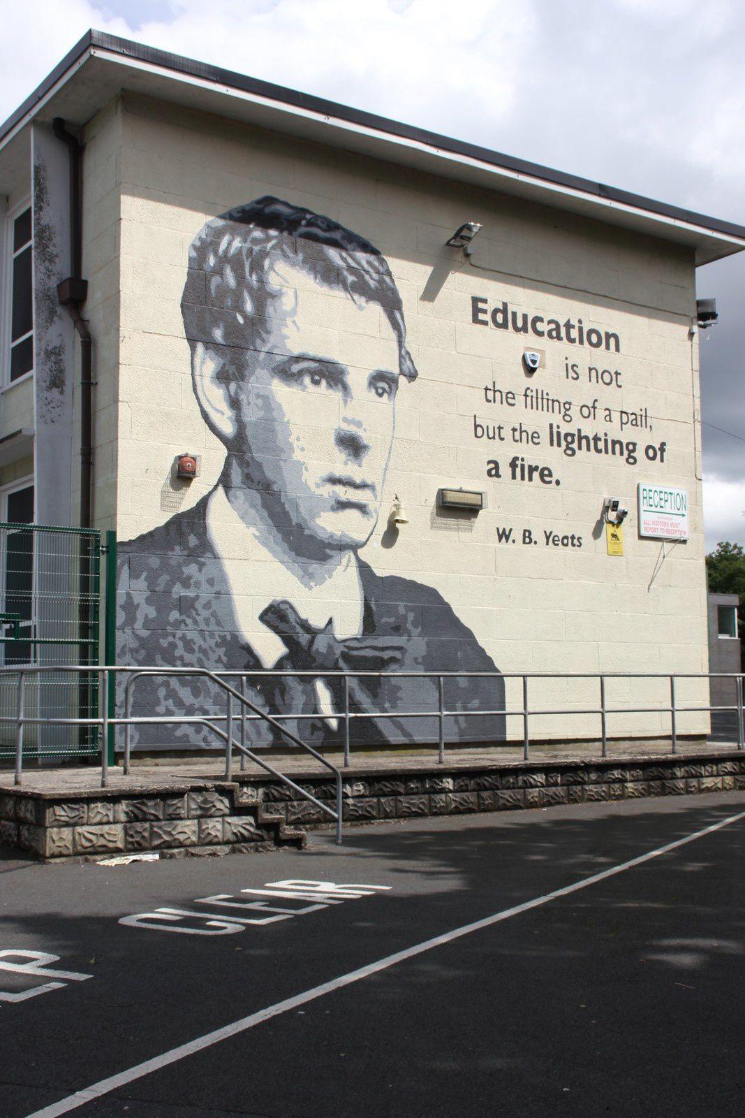 717) Saint-Patrick College, Antrim Road, North Belfast