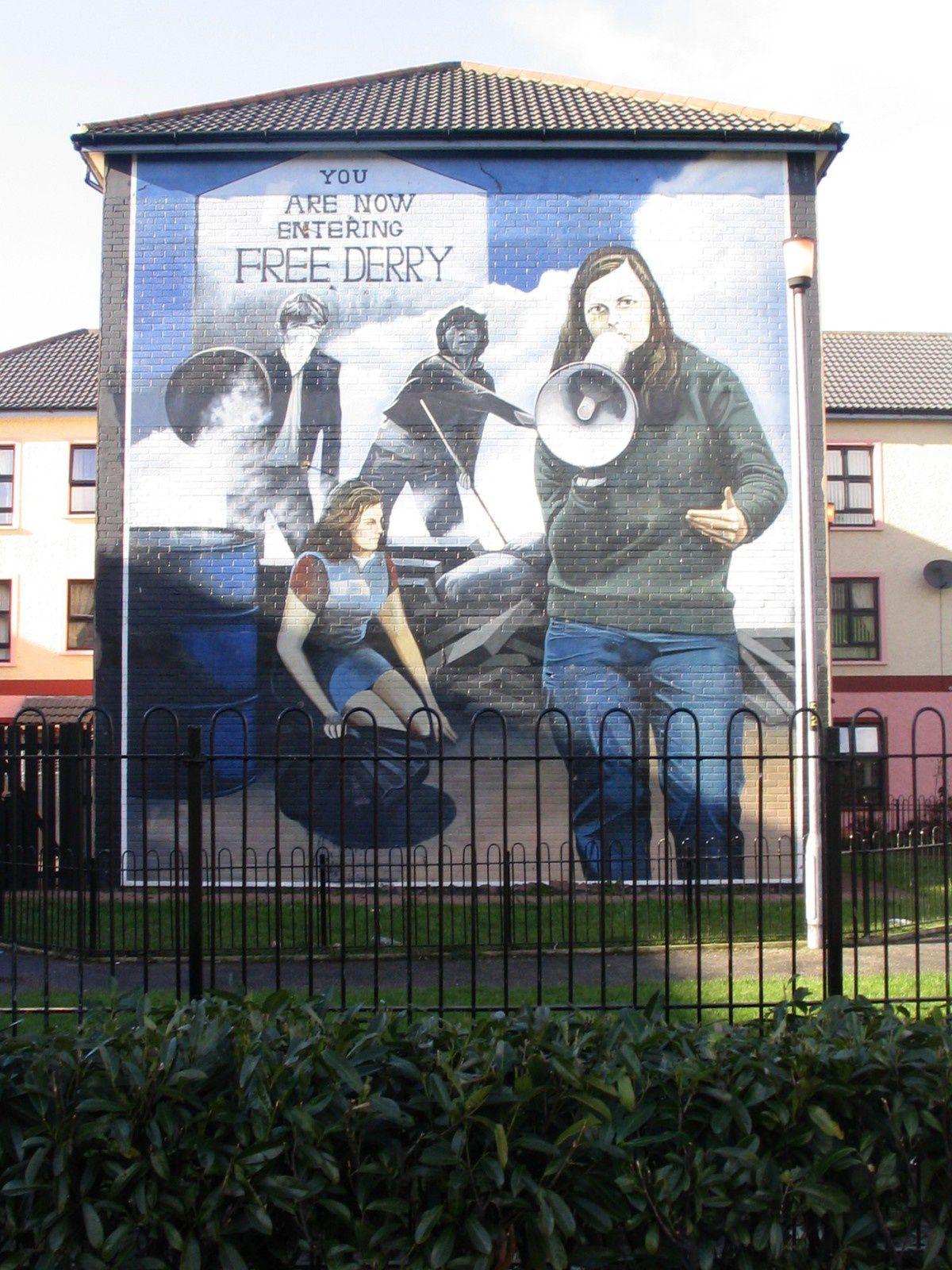 737) Rossville Street, Derry