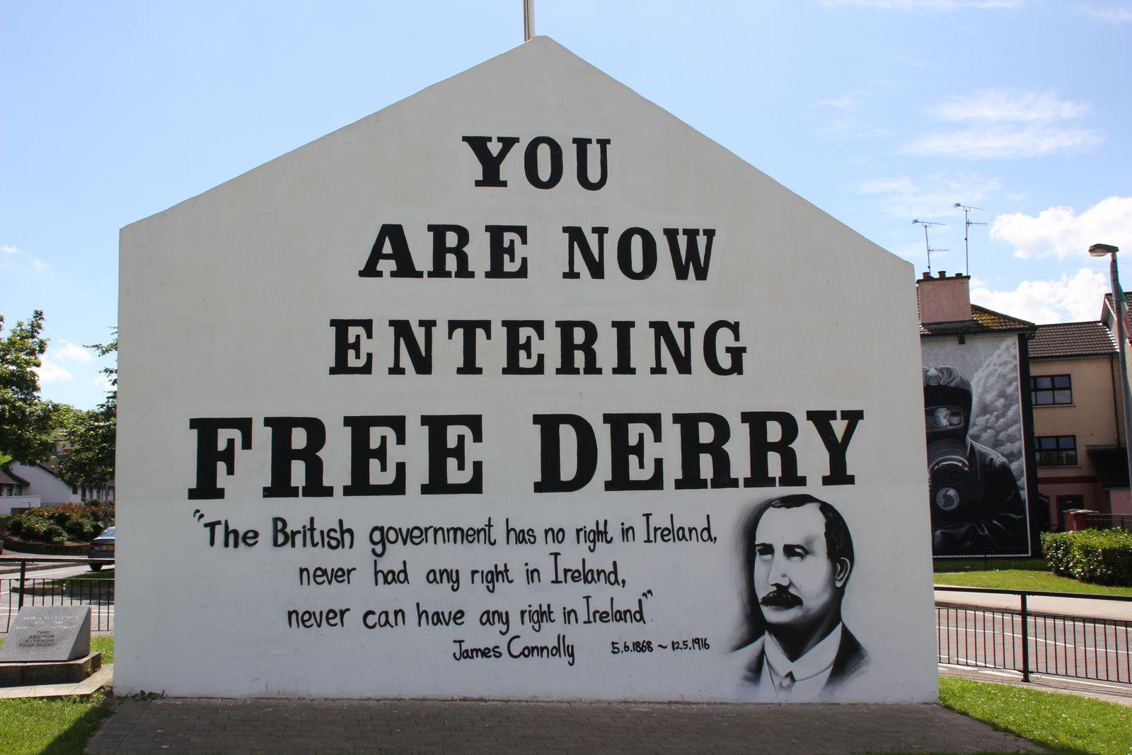 741) Free Derry Corner