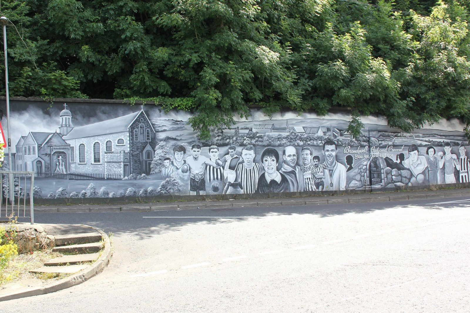 744) Lecky road, Brandywell, Derry