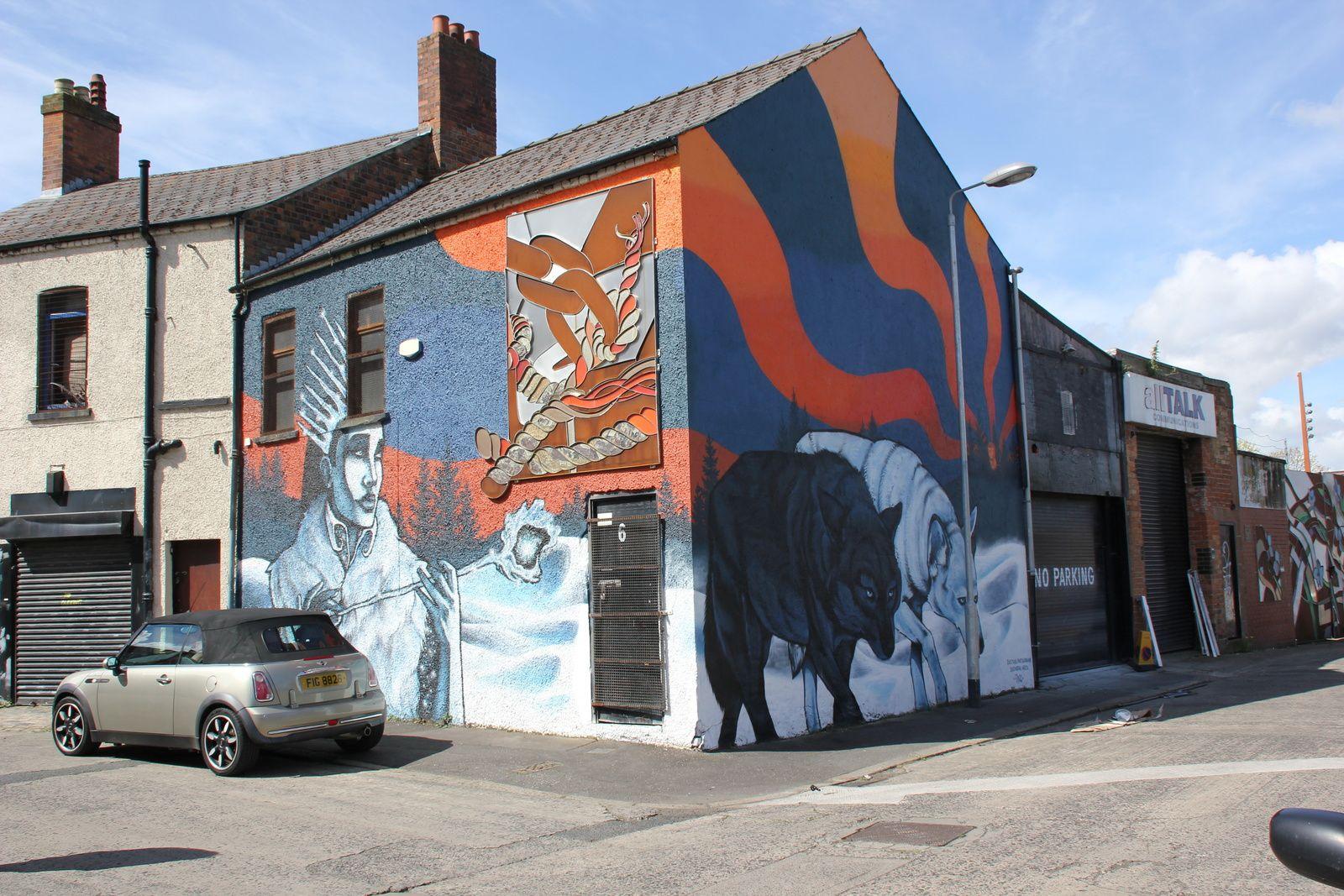 761) Connswater street/Newtownards road, East Belfast