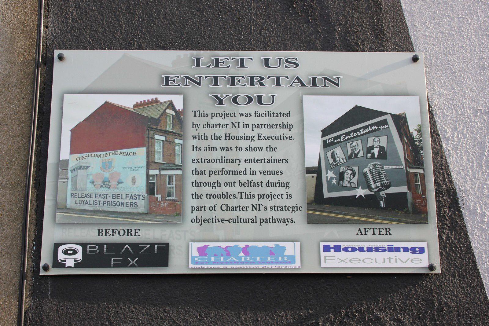 772) Harvey Court/Templemore Avenue, East Belfast