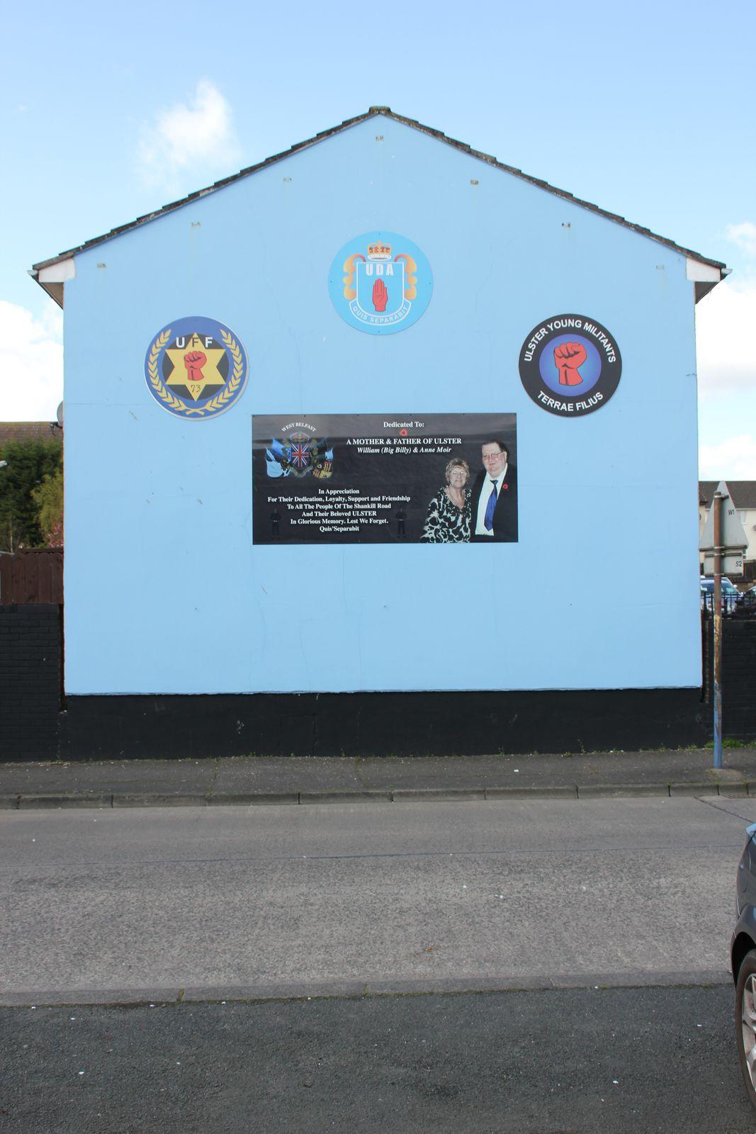 787) Shankill Parade, Lower Shankill, West Belfast