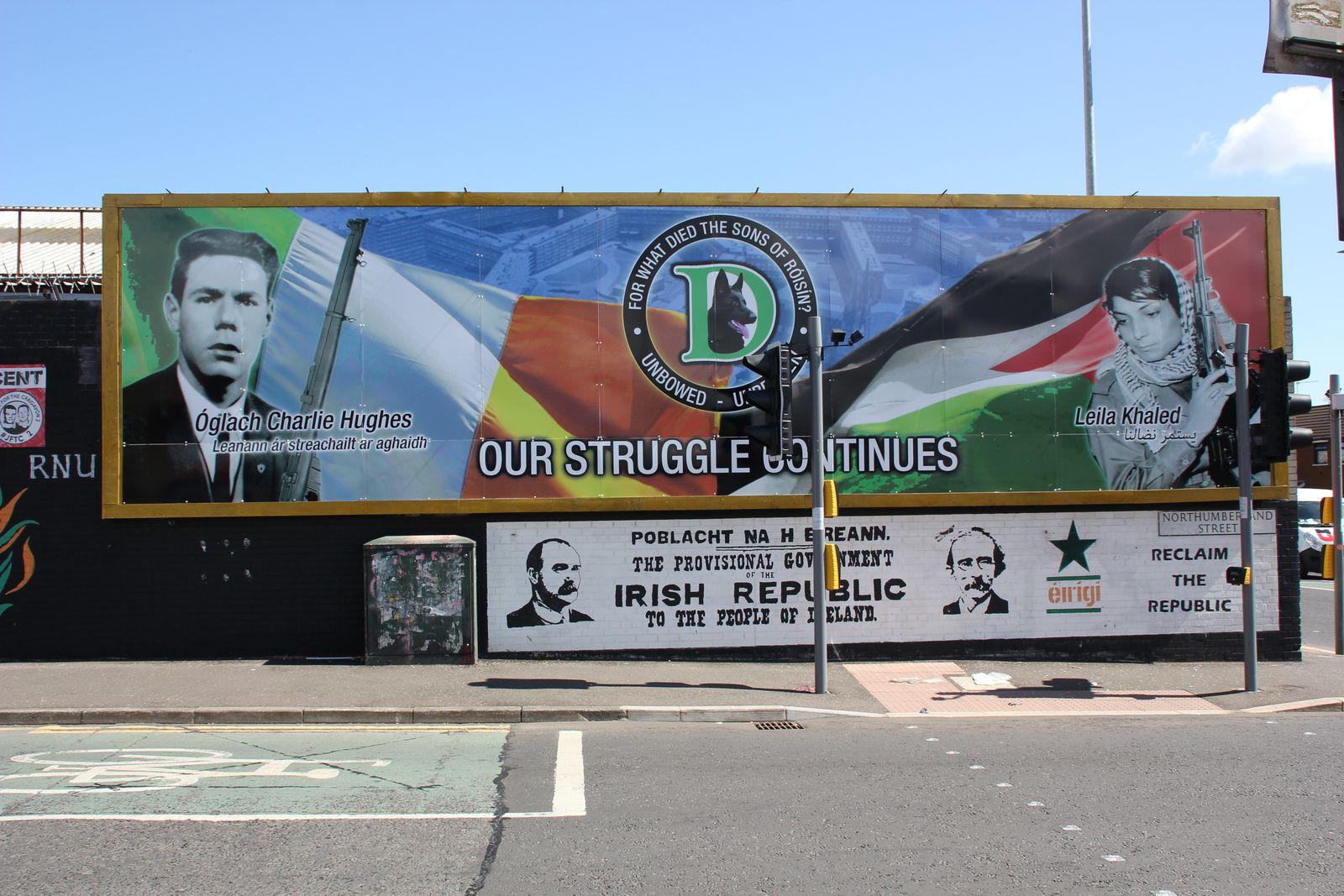 800) Northumberland Street, West Belfast