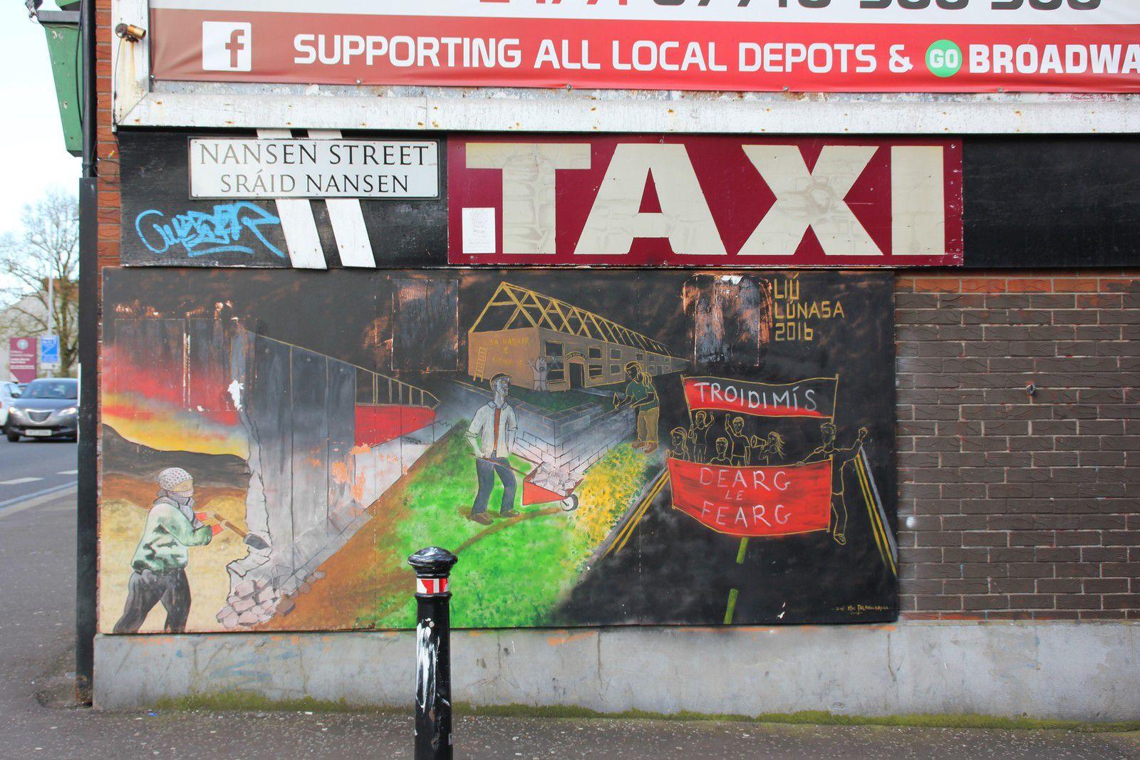 807) Nansen Street, Iveagh Parade, Shiels Street