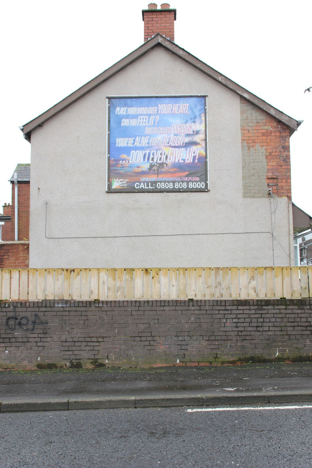 817) Berwick Road, Ardoyne, North Belfast