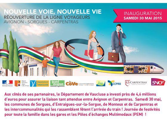 Les bons plans de Mai 2015 du Conseil Général du Vaucluse :