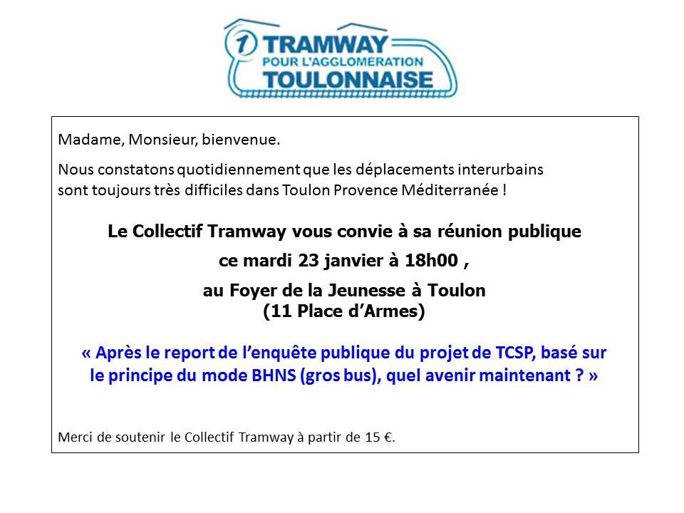 Collectif Tramway Toulon
