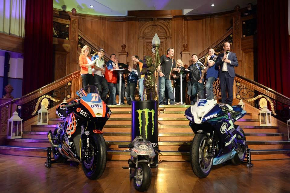 North west 200 2015 launch.