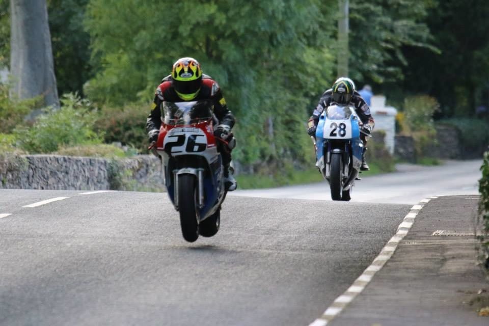 Timothée Monot se sera battut toute la course avec une moto stock. ©Andy Taylor