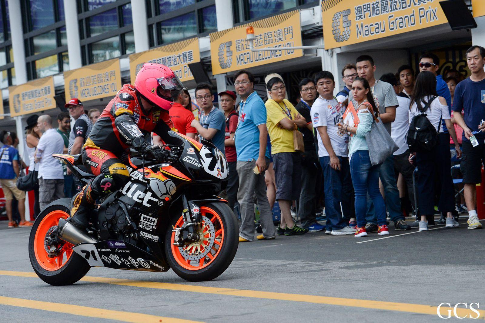 Macau 2015, les photos de la course.