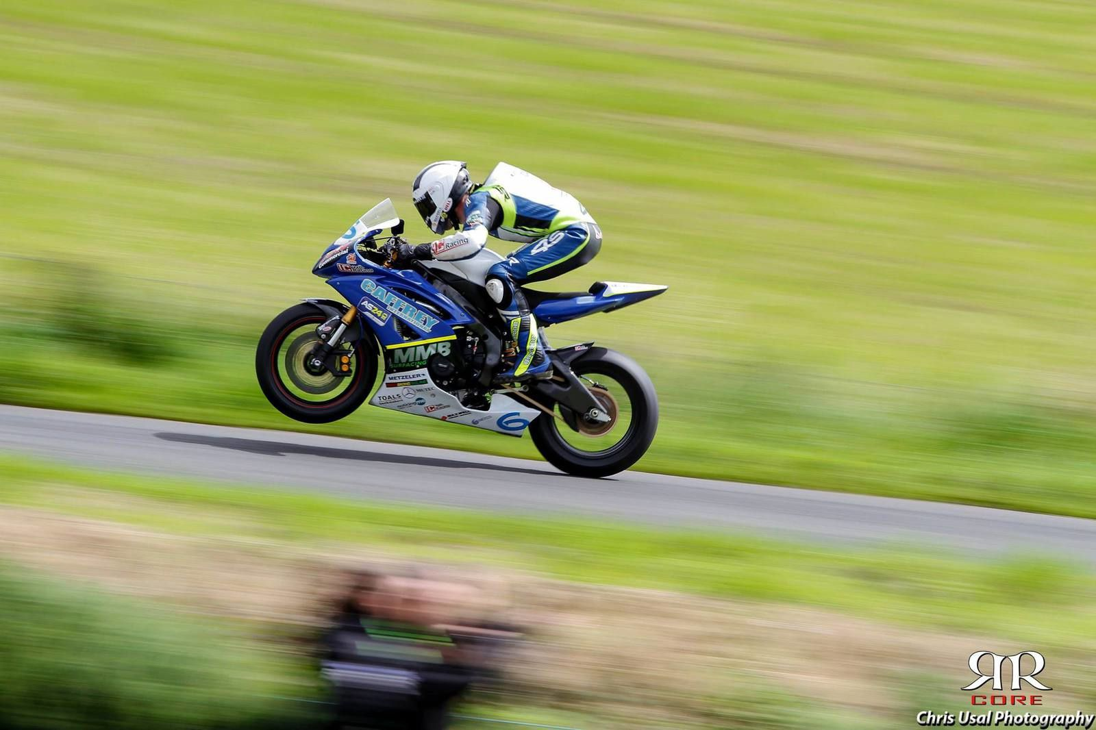 William Dunlop retrouve la voie du succès. ©Chris Usal