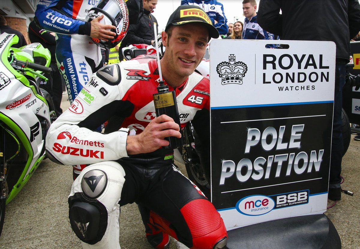 Tommy Bridewell.