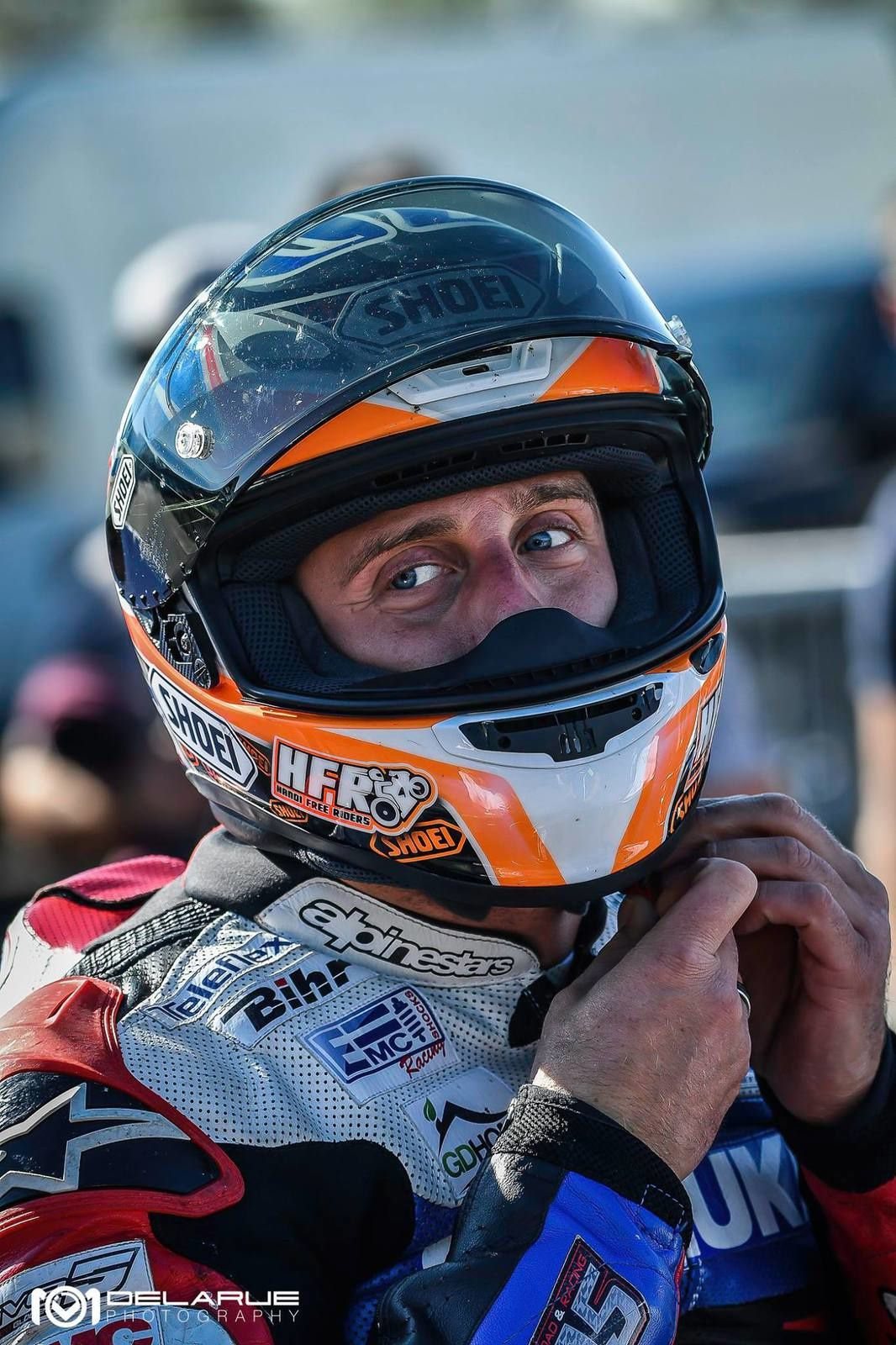 Stephane Paulus au Manx GP 2019
