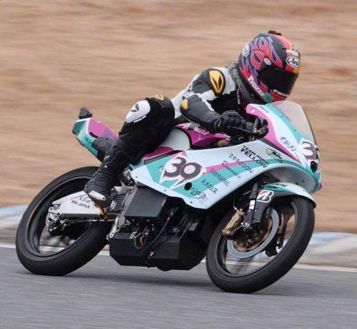 Ian Lougher de retour au TT ZERO