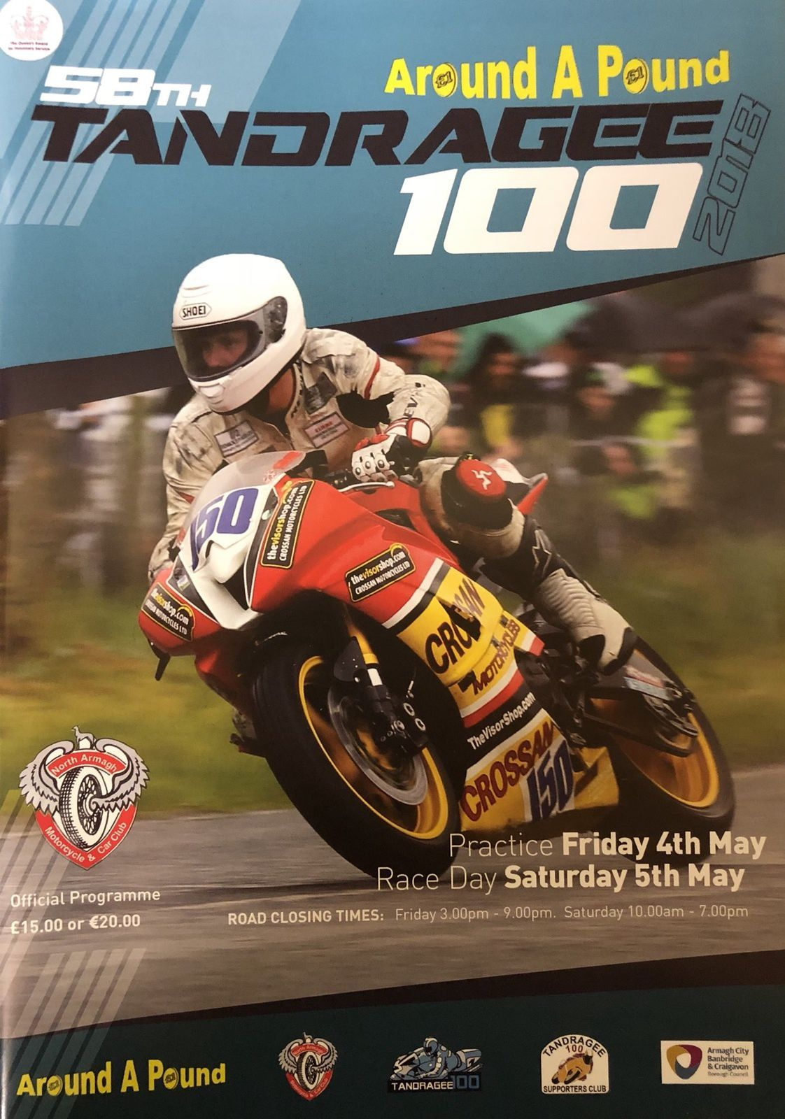 Tandragee 100