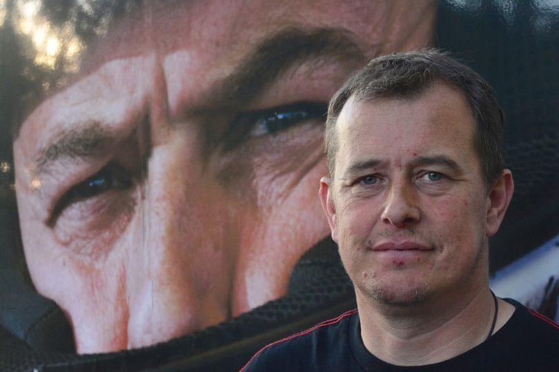 John McGuinness de retour à Macao sur une Ducati.