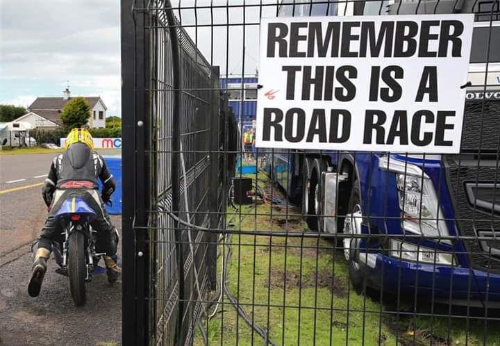 Pas d'Ulster GP en 2020