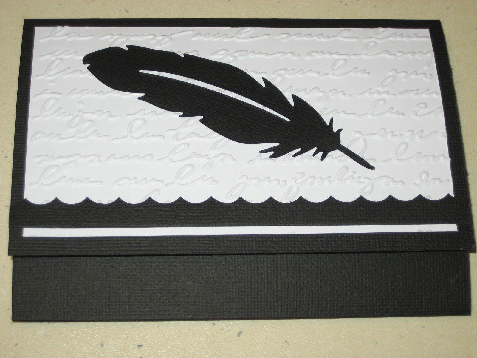 Pochettes masculines en papier pour billets de banque ou d'avion, bons KDO ou autres.