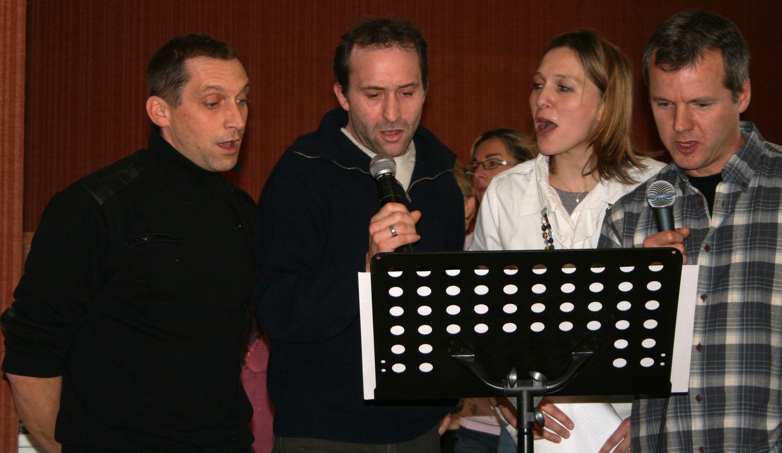 08/01/2011 - Galette des Rois