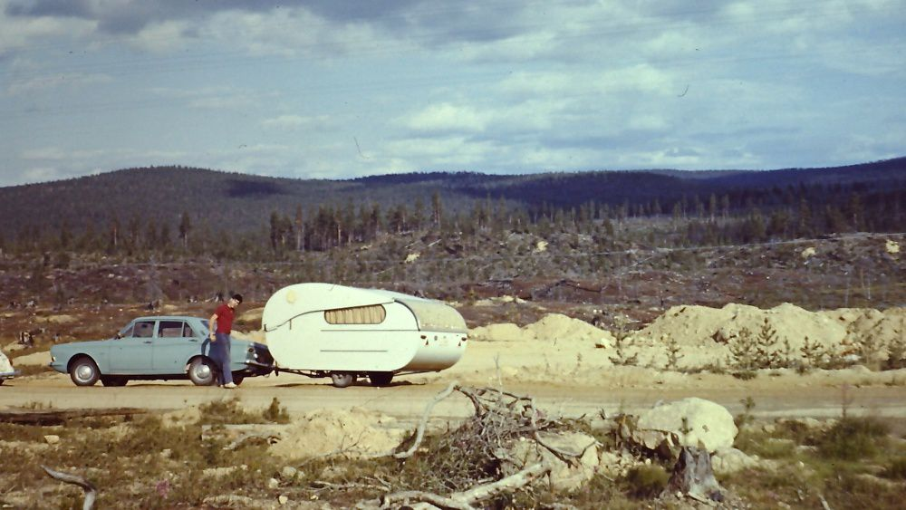 Vacances 1969 : Le Cap Nord