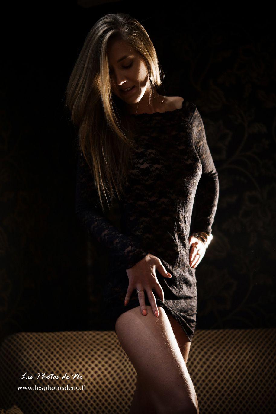 Au boudoir de Nolwenn Bilhaut, Photographe 01. Avec la belle Miss E. !