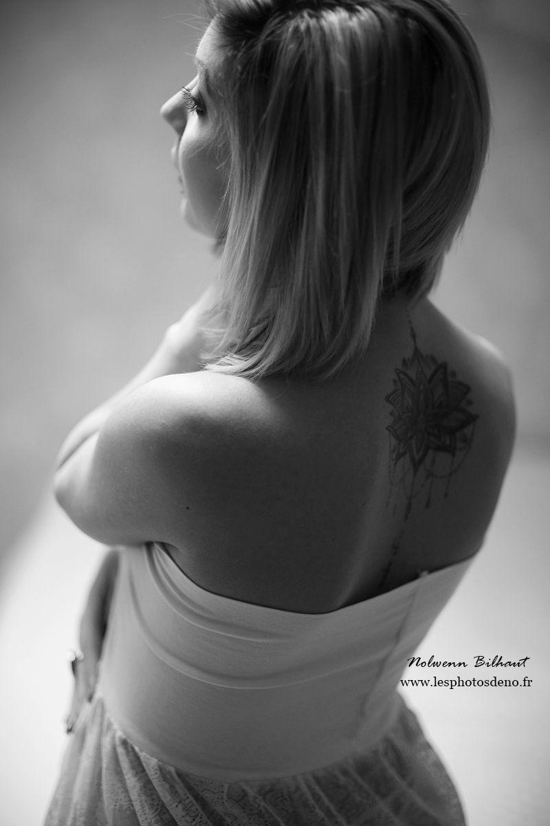Photos Boudoir Ain, séance grossesse par Nolwenn Bilhaut vers Bourg en bresse,