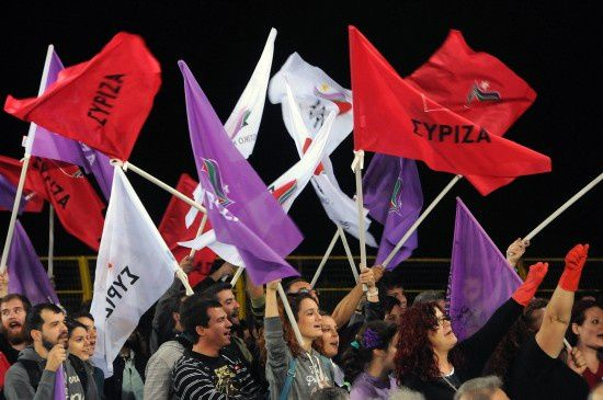 Grèce Syriza largement en tête vers une victoire historique