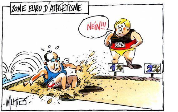 L'Allemagne entre deux maux
