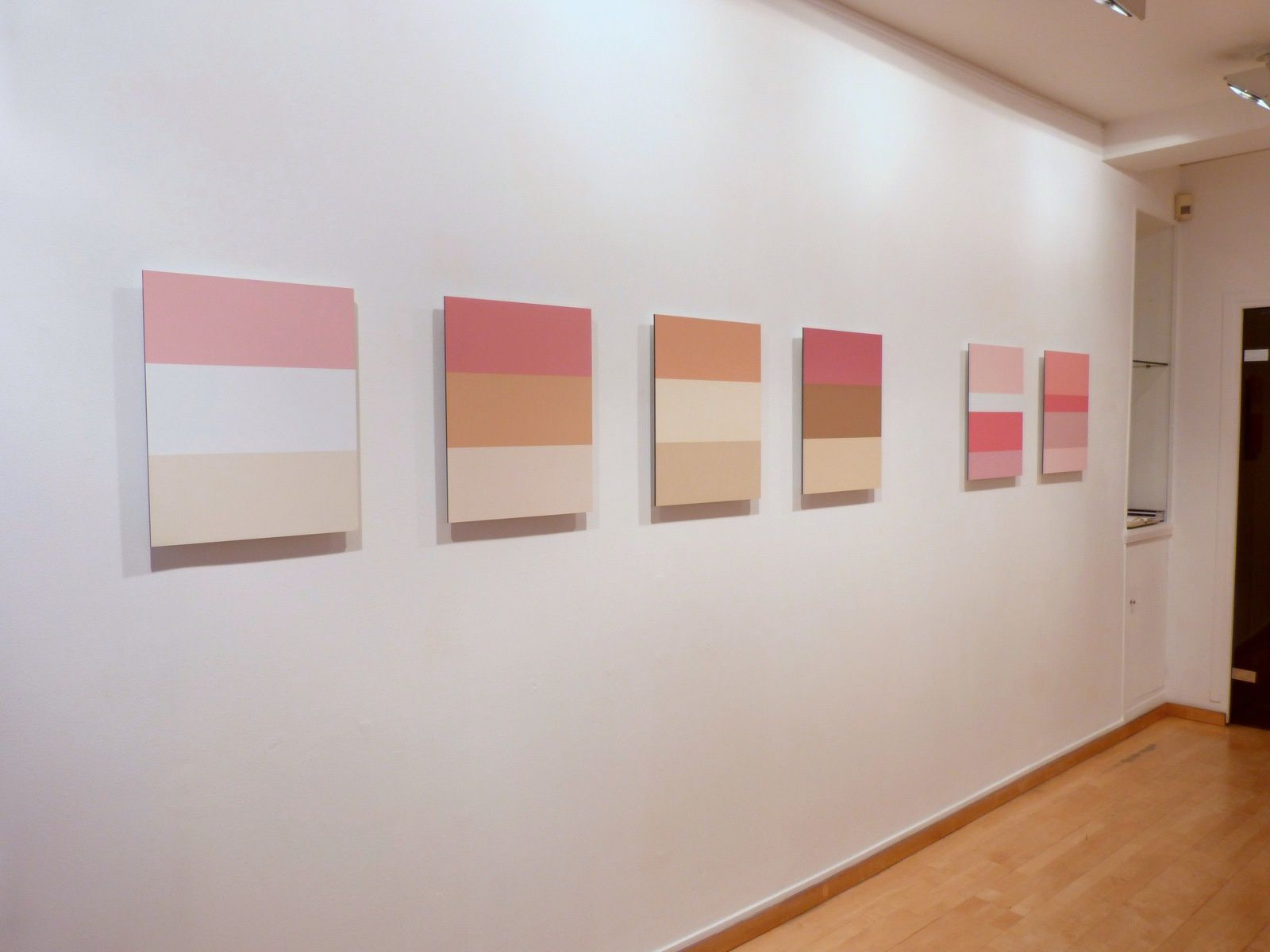 vue de l'exposition, copyright : Aurélie Noury