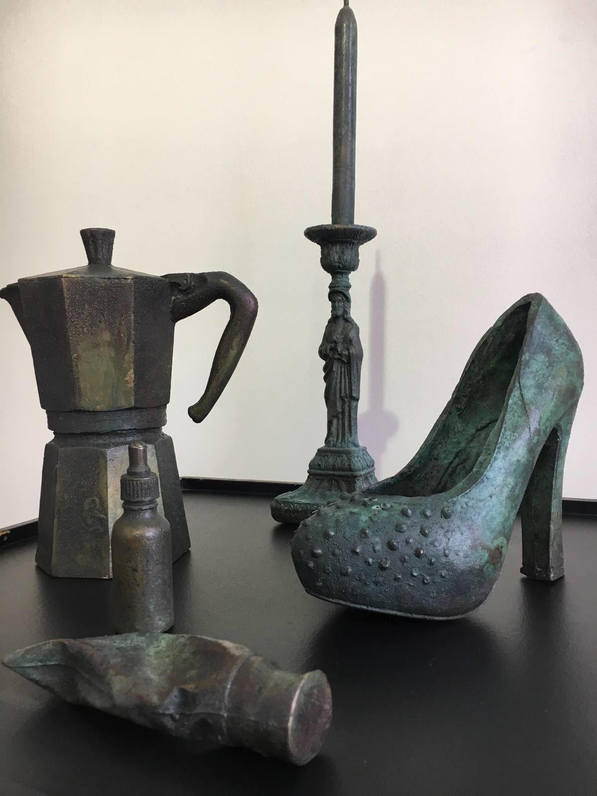 Mesures de l'effacement : trois artistes invités à porter leur regard sur le musée archéologique d'Arlon