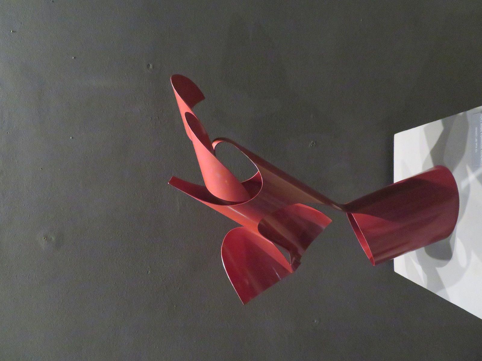 Découverte des sculptures de Ricardo Carvão Levy au musée de Congonhas