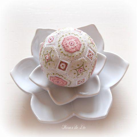 Quakerball fleurie