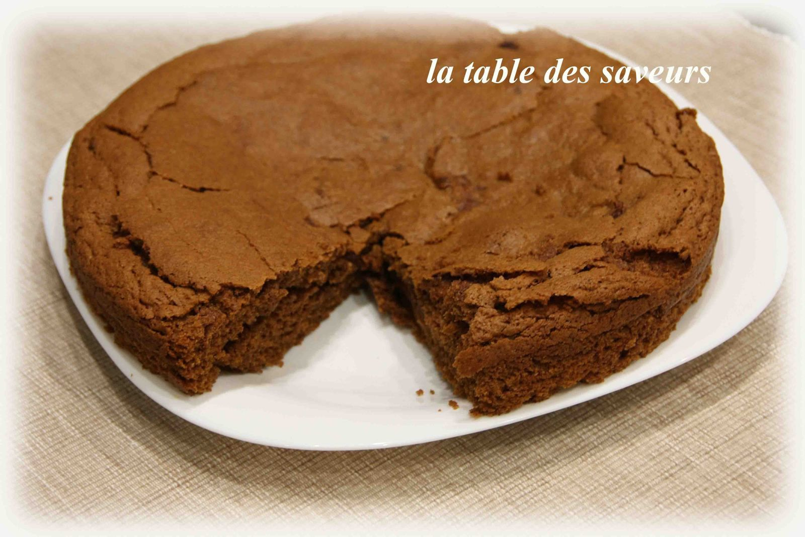 Le surprenant Bloody cake