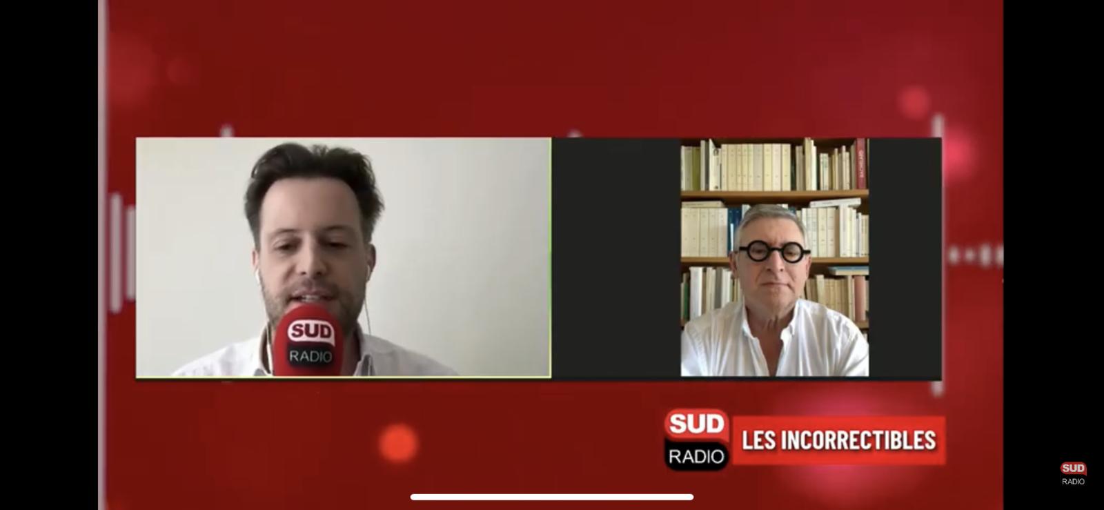 Michel Onfray - Les Incorrectibles (Sud Radio) - 17.05.2020