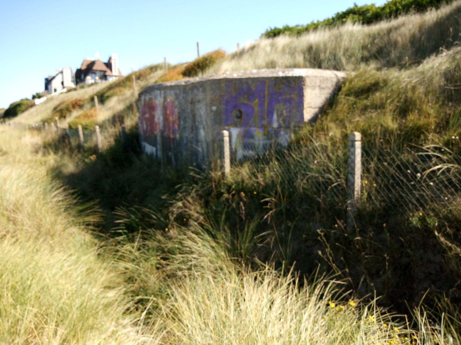 Franceville:bunkers