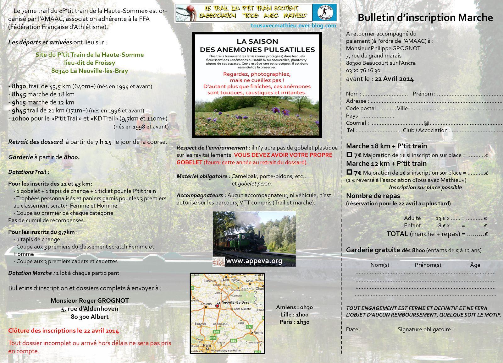 Trail du p'tit train de la Haute Somme