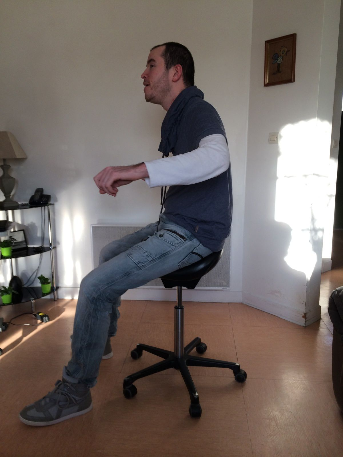 Siège à l'essai: le BAMBACH SADDLE SEAT