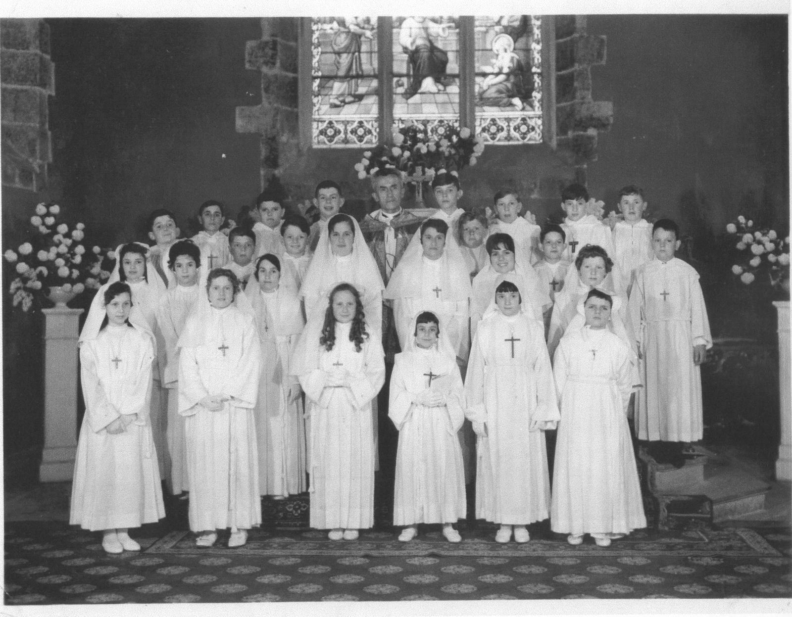 Généalogie marcoussis la fête de la rosière photos.1955et1965