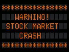Crash financier
