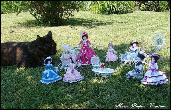 Poupées miniatures