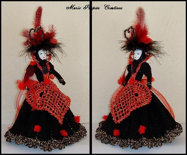 Carnaval de Venise : La Dame de Coeur